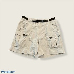 Columbia GRT Hiking Belted Cargo Shorts
